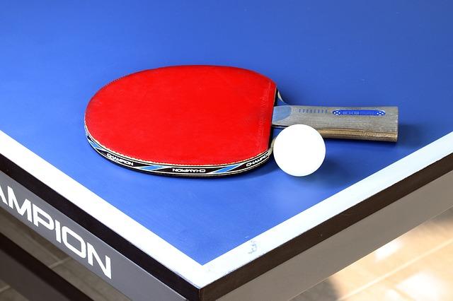 Scegliere la racchetta giusta nel tennis da tavolo