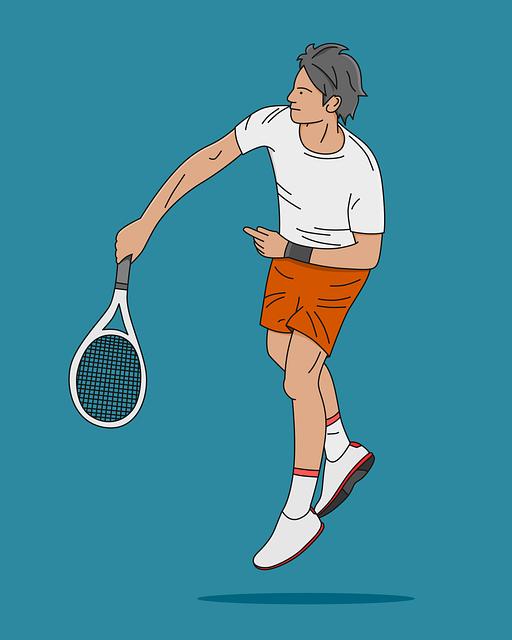 Come migliorare il tuo servizio di tennis