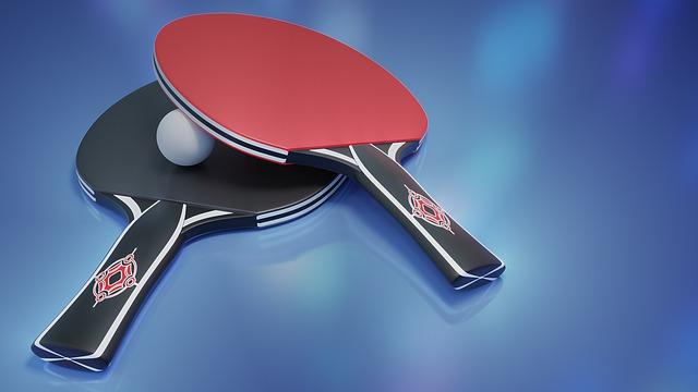Caratteristiche di un tavolo da ping pong all'aperto