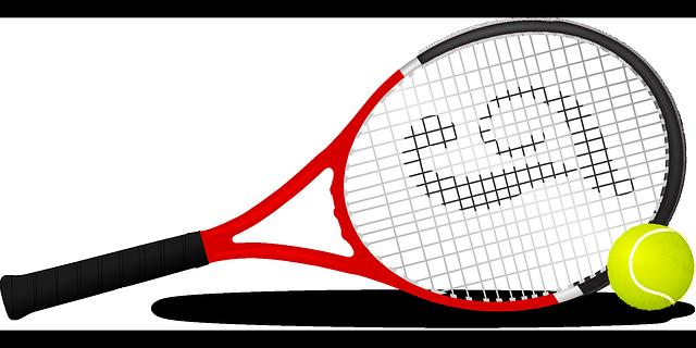 Scegliere la migliore racchetta da tennis
