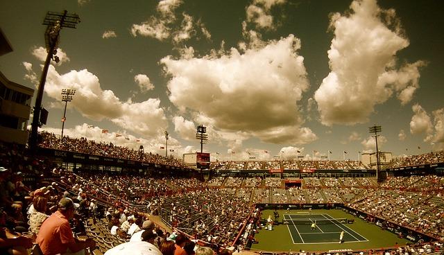 Open tennis negli Stati Uniti: storia e progressi