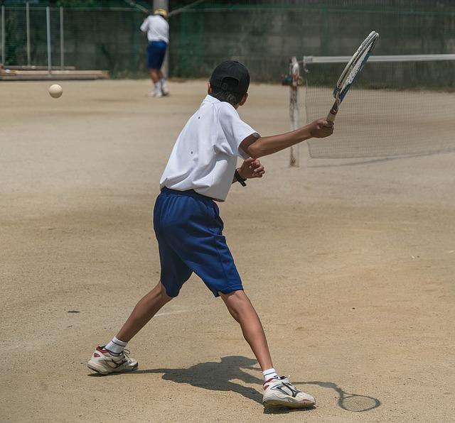 Suggerimenti per il tennis per principianti