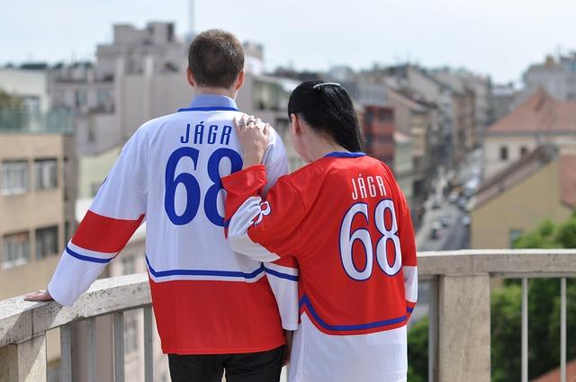 Come acquistare maglie da hockey